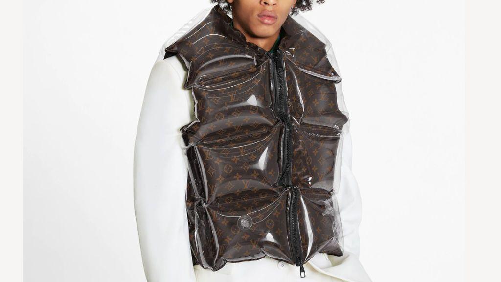 Prepare pulmones y cartera: Louis Vuitton lanza una colección de chaquetas inflables por 3.200 euros