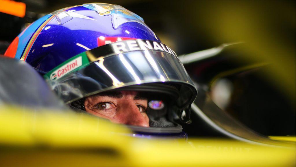 """Fernando Alonso rebaja las aspiraciones con Alpine: """"Nuestro objetivo es luchar al menos por el 'top 10'"""""""