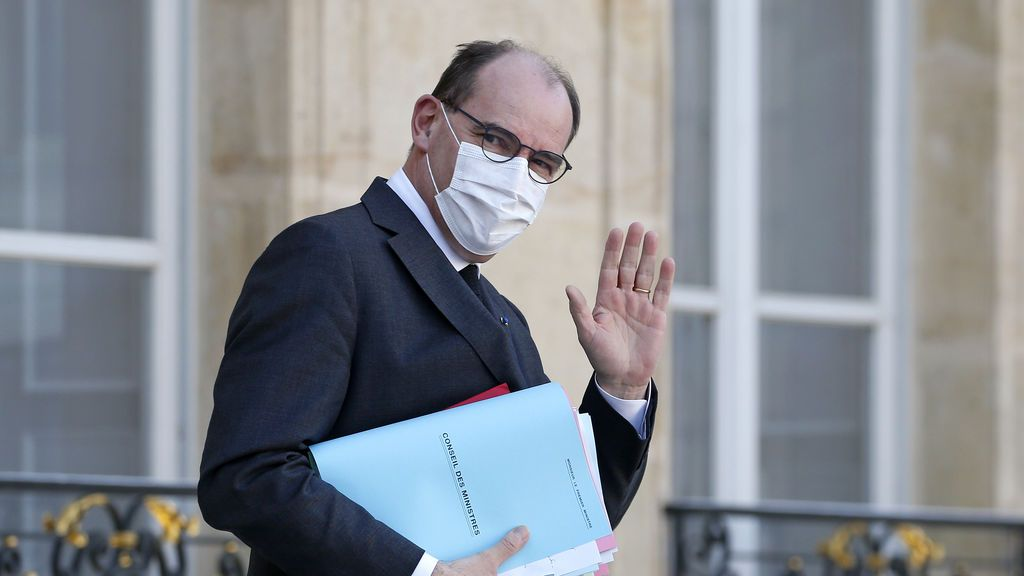 Francia: el primer ministro Castex promete que no habrá zonas sin controles de identidad