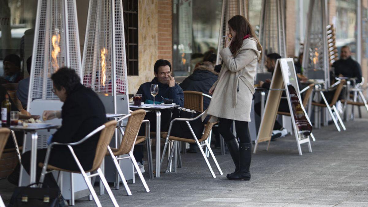 Madrid relaja las medidas pese a ser la comunidad con peor incidencia