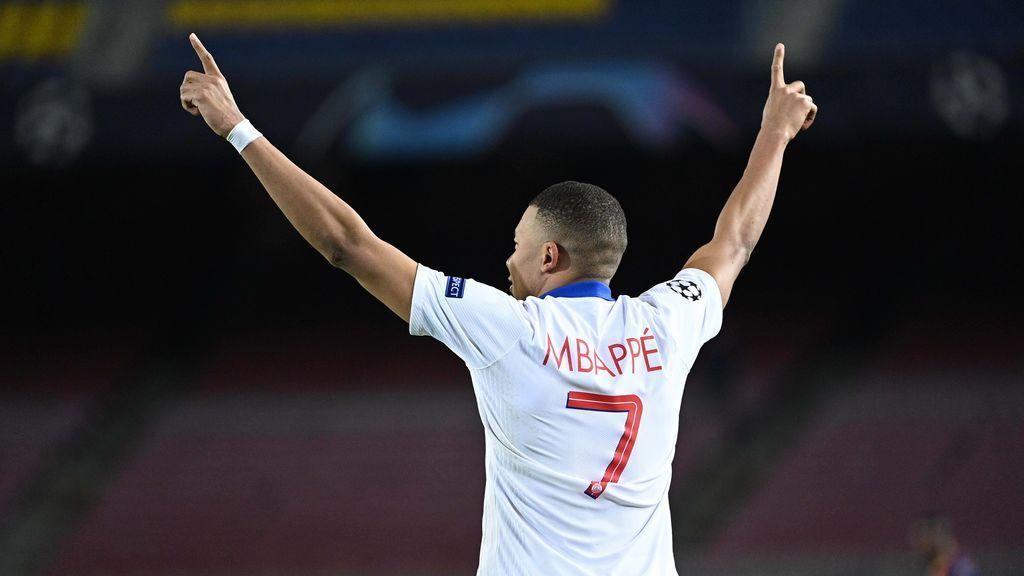 El PSG tasa a Mbappé en 200 millones y el Real Madrid aplaza su fichaje hasta 2022