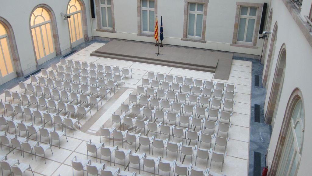 Cataluña no constituirá el nuevo Parlament ni investirá al president del Govern en el hemiciclo por la covid-19