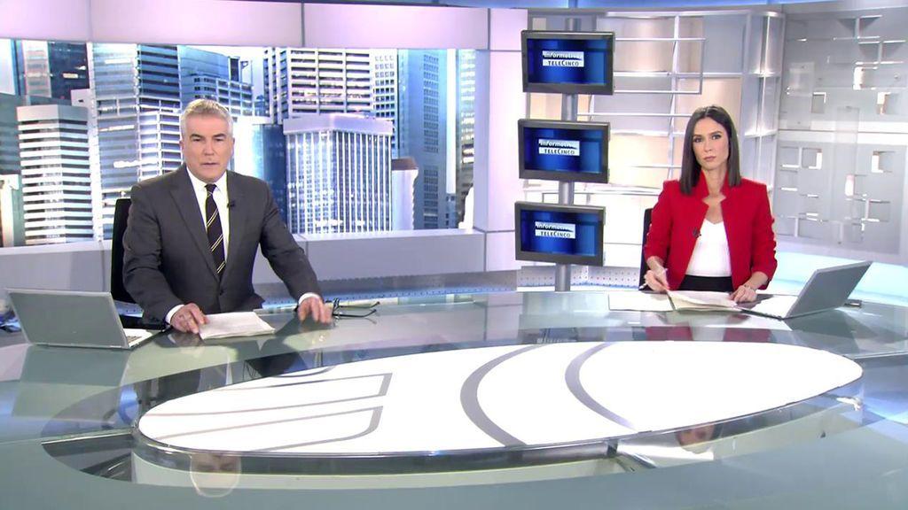 Informativos Telecinco 2021 Mediodía 17/02/2021