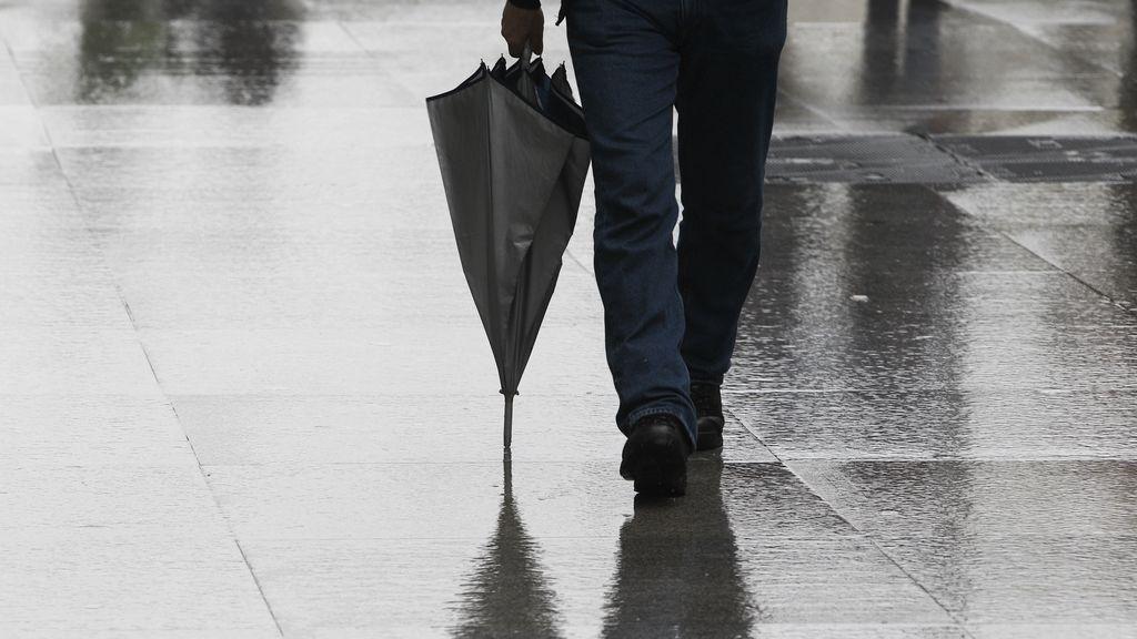 ¡Vaguada a la vista! La lluvia vuelve con fuerza a España el fin de semana