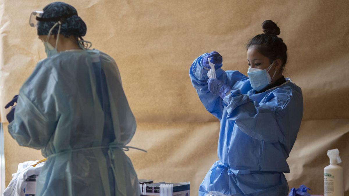 Madrid desciende de los 3.000 hospitalizados por coronavirus