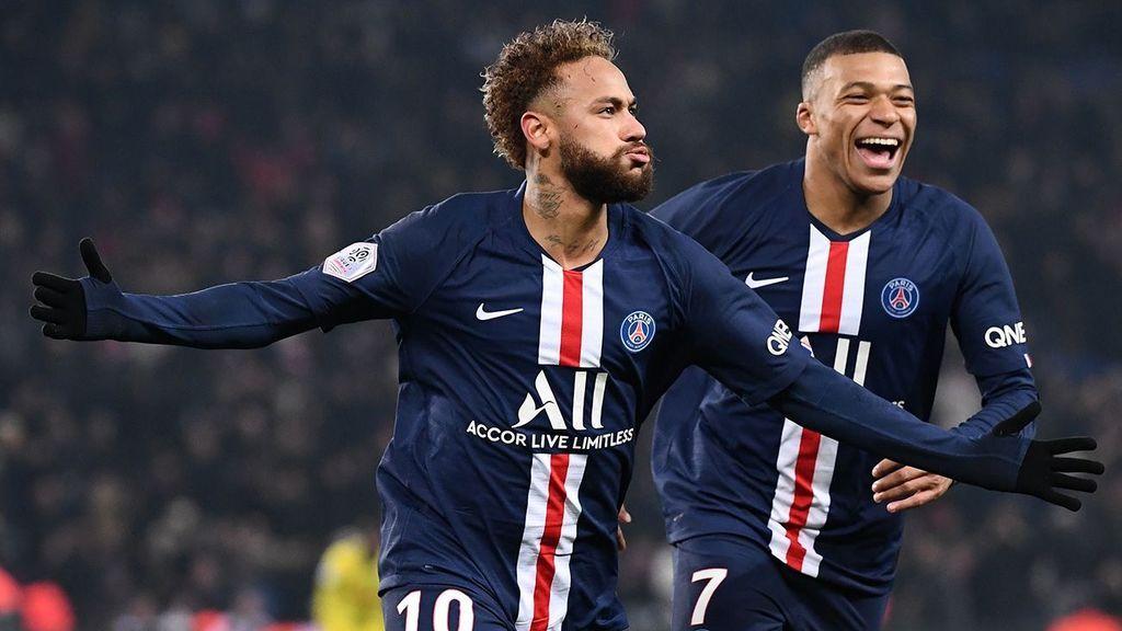"""Neymar se quita el sombrero con Mbappé y celebra la victoria ante su ex equipo: """"Qué partido"""""""