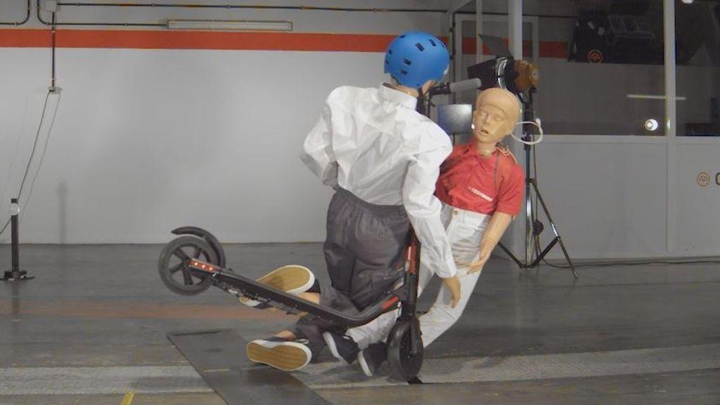 Más de 100 accidentes con patinete y seis fallecidos