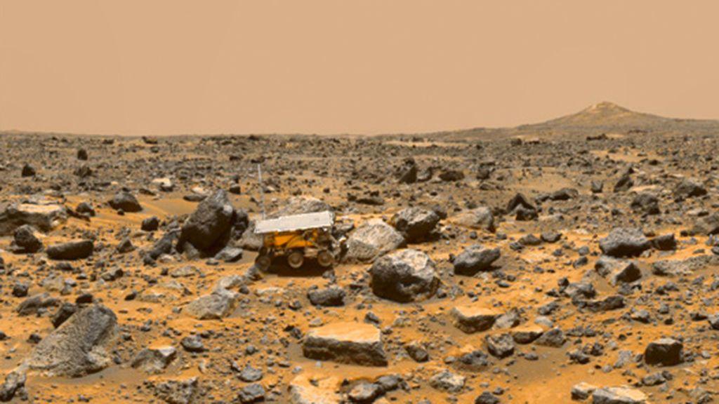 Un experimento demuestra que un alga podría allanar el camino a los humanos a Marte