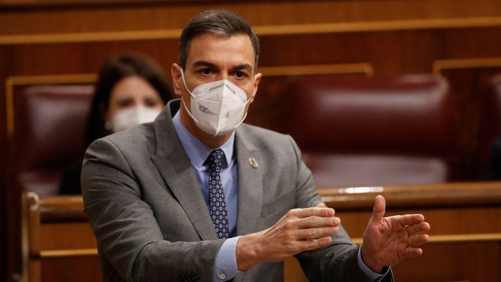 """Sánchez aprovecha una pregunta de Arrimadas para defender que España """"es una democracia plena"""""""