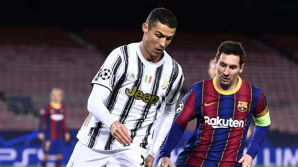 La estadística de Cristiano en Champions que destroza a Messi: 41 goles de CR7, por 16 del argentino a partir de cuartos