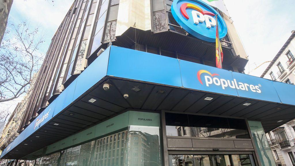 Casado anuncia que el PP dejará la sede de Génova 13