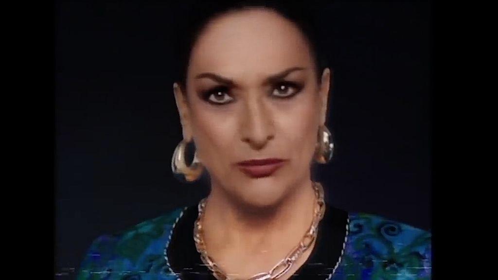Una Lola Flores virtual en el anuncio de Cruzcampo