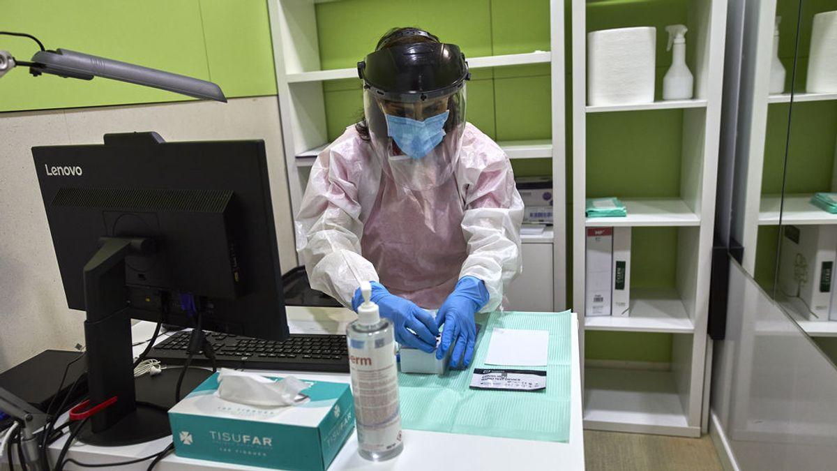 Madrid desciende a 2.104 casos y 43 muertos por coronavirus en el último día