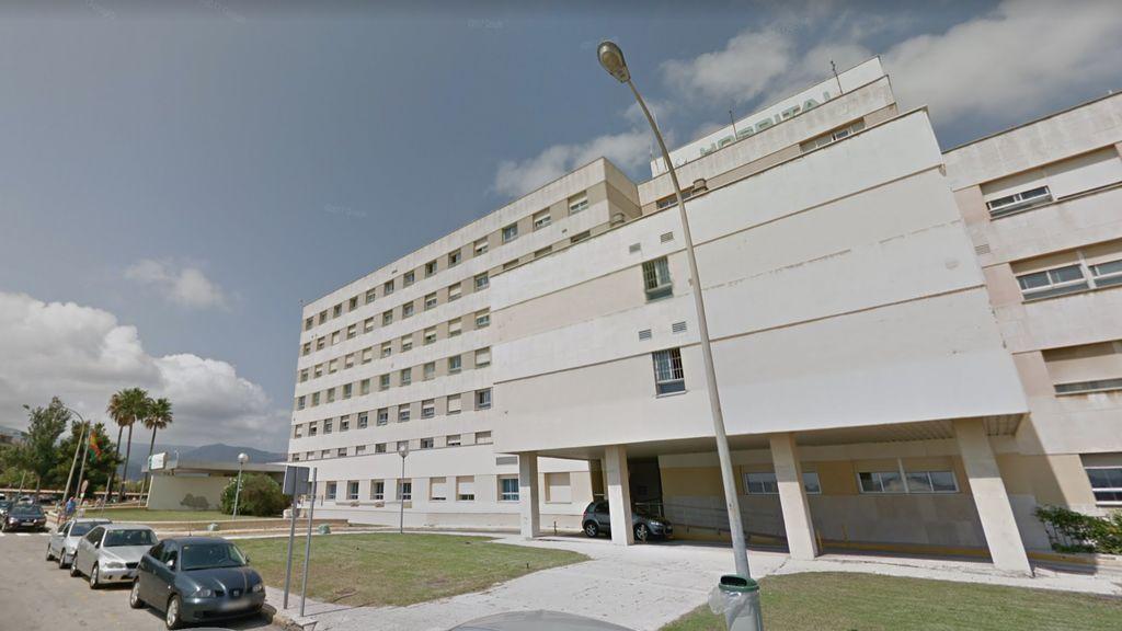 Detenida tras abandonar a su bebé en el hospital de Algeciras