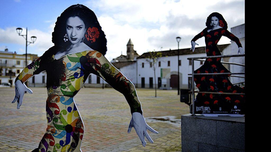 Un museo para la Faraona: Jerez comienza las obras del espacio que dedicará a Lola Flores