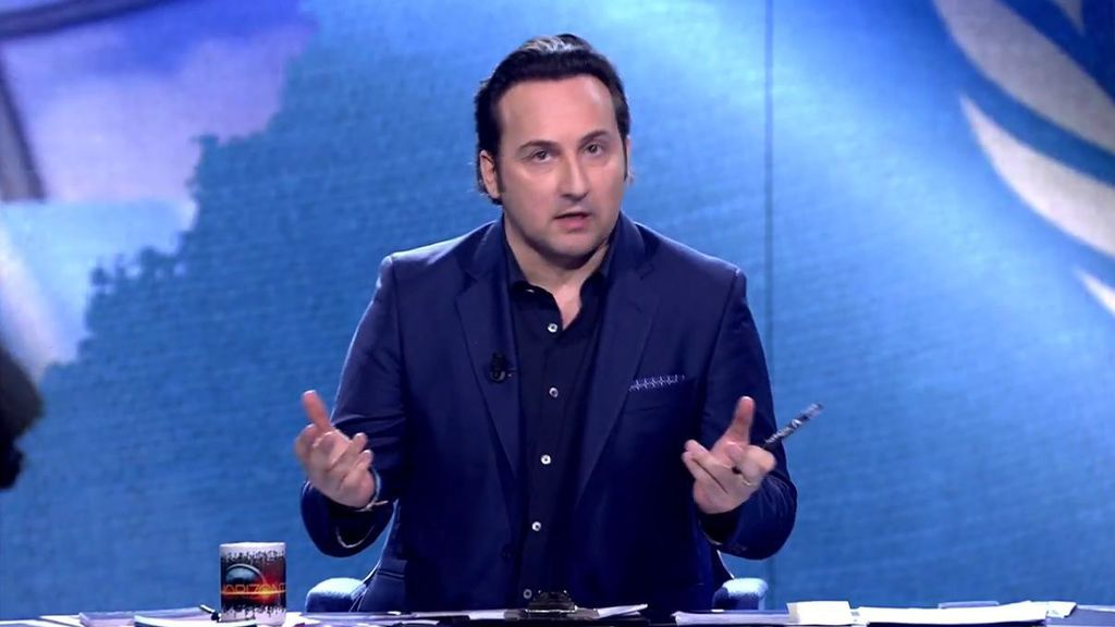 Iker Jiménez, muy crítico con la OMS