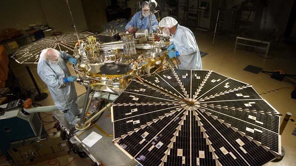 La Mars Polar Lander se estrelló durante el aterrizaje