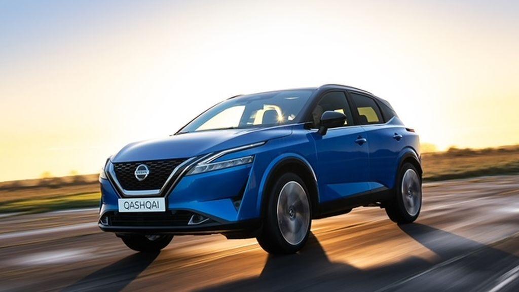 Nissan Qashqai 2021: Presentada la tercera  generación del 'best-seller' de los todocaminos