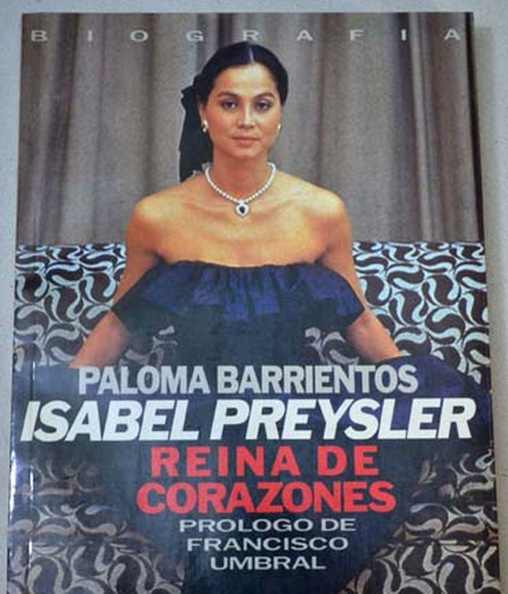 Libro 'Reina de corazones' de Paloma Barrientos