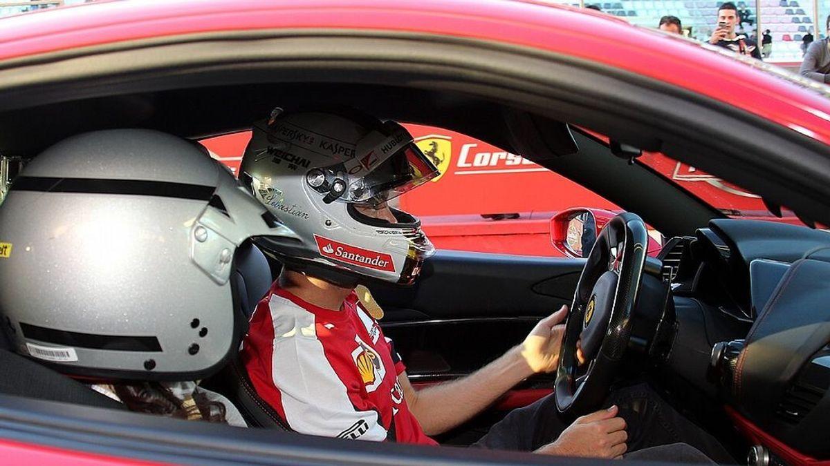 Vettel pone a la venta su colección de Ferraris de 5 millones de euros tras fichar por Aston Martin