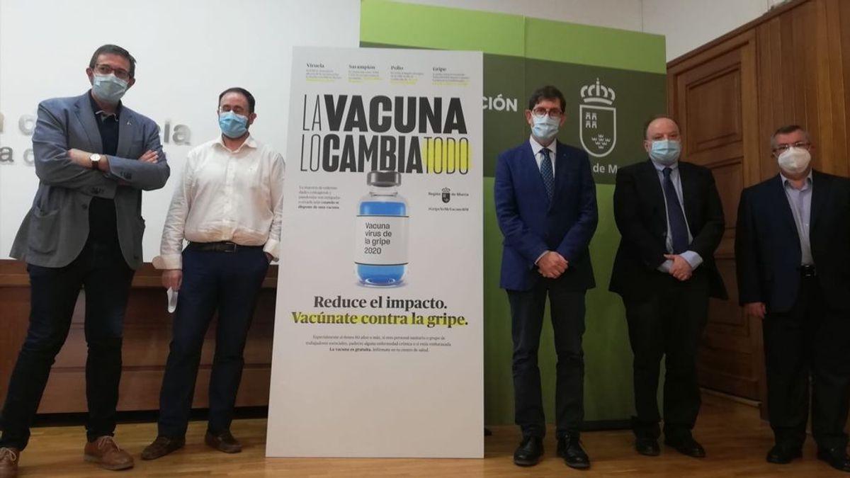 Cesada la cúpula de Salud de Murcia por saltarse el protocolo de vacunación