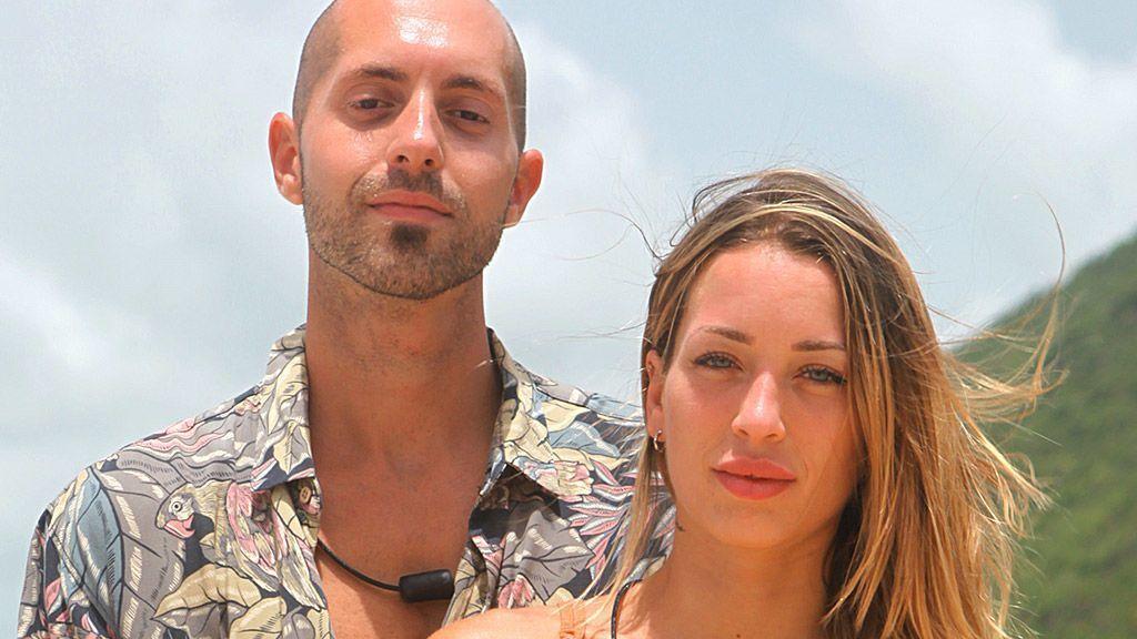 Pablo y Mayka, más unidos que nunca tras su reconciliación
