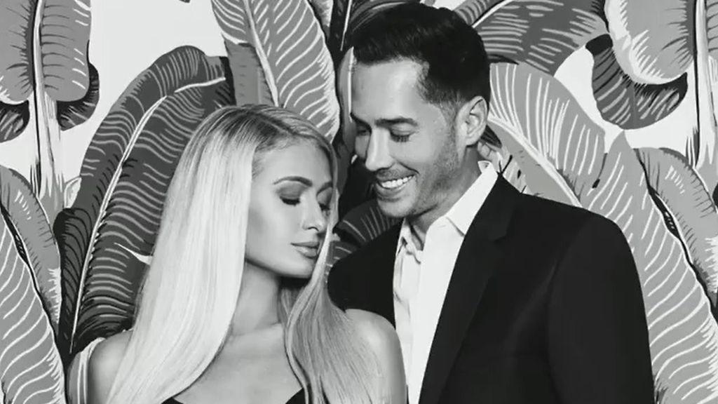 """Paris Hilton anuncia su compromiso con Carter Reum el día de su 40º cumpleaños: """"No hay nadie con quien prefiera estar el resto de mi vida"""""""