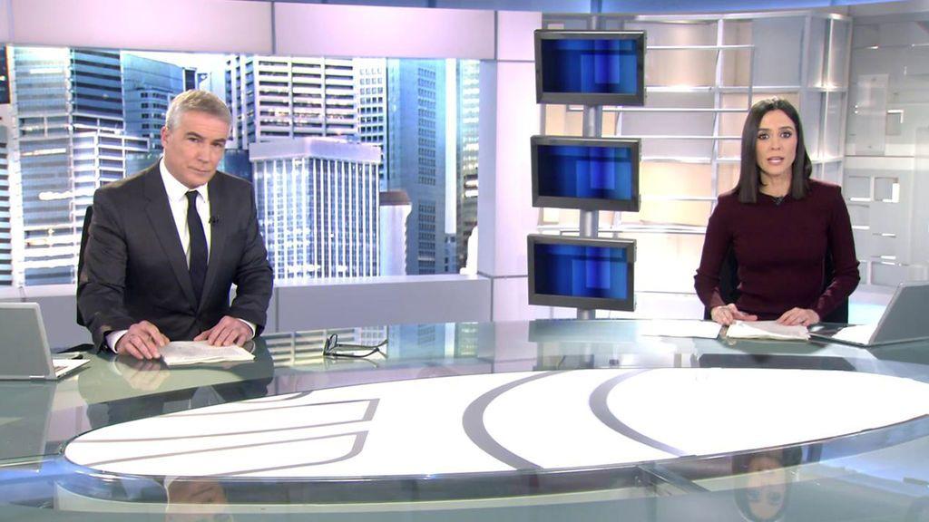 Informativos Telecinco 2021 Mediodía 18/02/2021