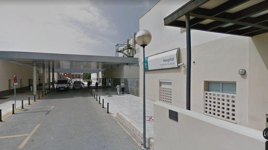 Las Urgencias del hospital Punta de Europa