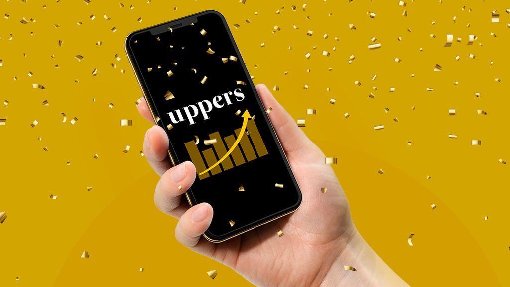 Uppers, la web para mayores de 50, récord de navegadores únicos en enero