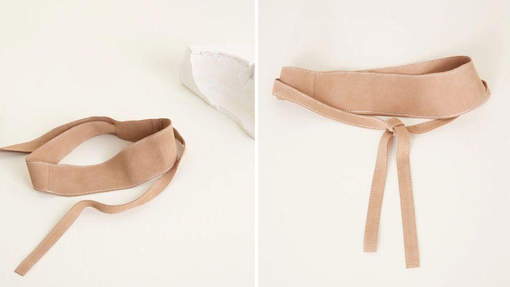 Los cinturones-fajín también serán muy estilosos y a la moda.