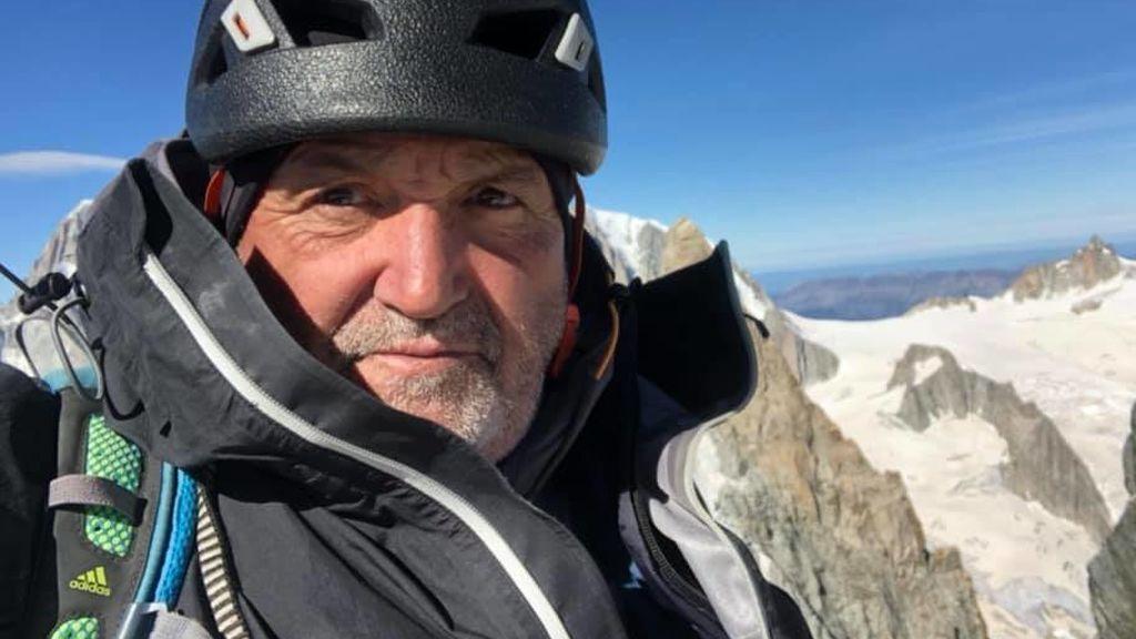 Juanito Oiarzabal ya planea su próxima expedición en Nepal tras estar ingresado por neumonía por coronavirus