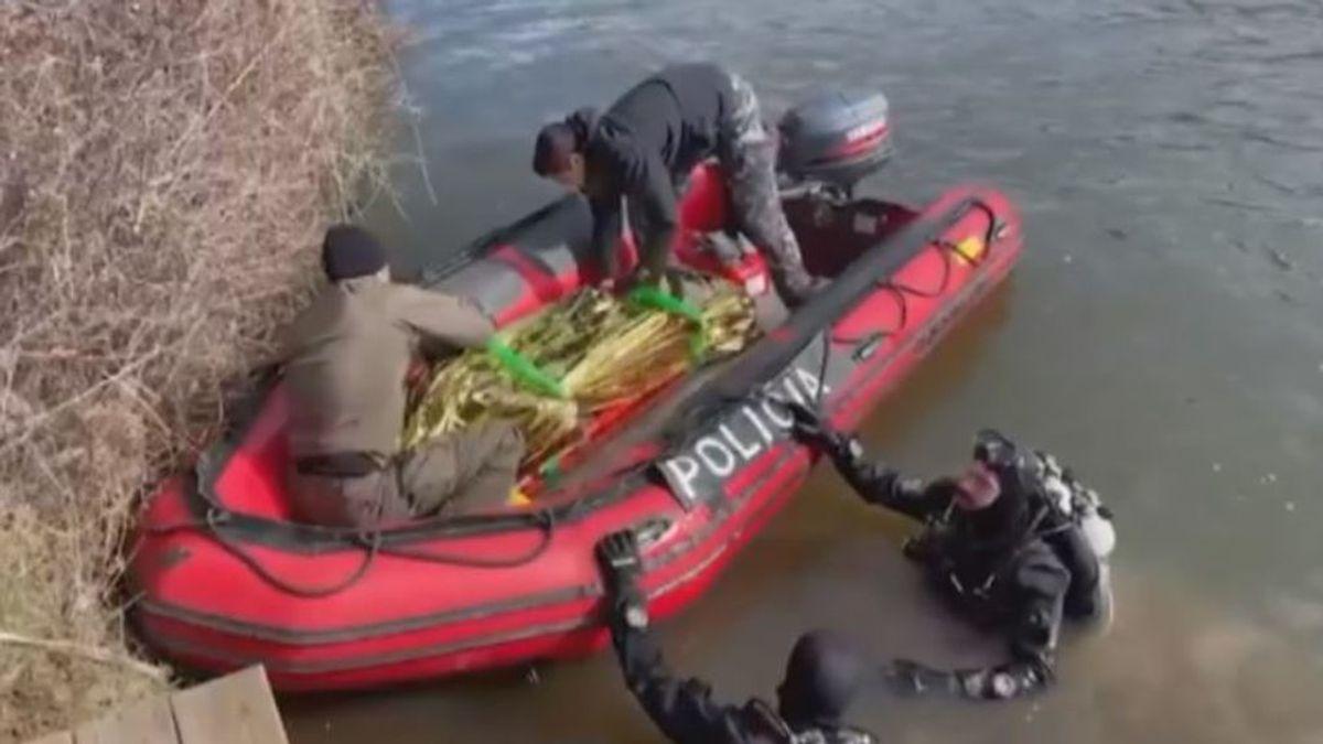 Rescatan el cadáver de un chico de 20 años en el río Duero en Soria