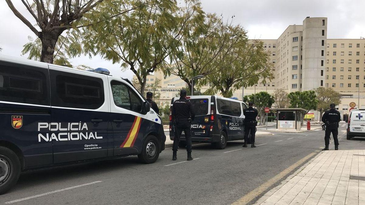 Detienen a un fugitivo que intenta operarse en un hospital de Alicante haciéndose pasar por un sobrino 16 años más joven