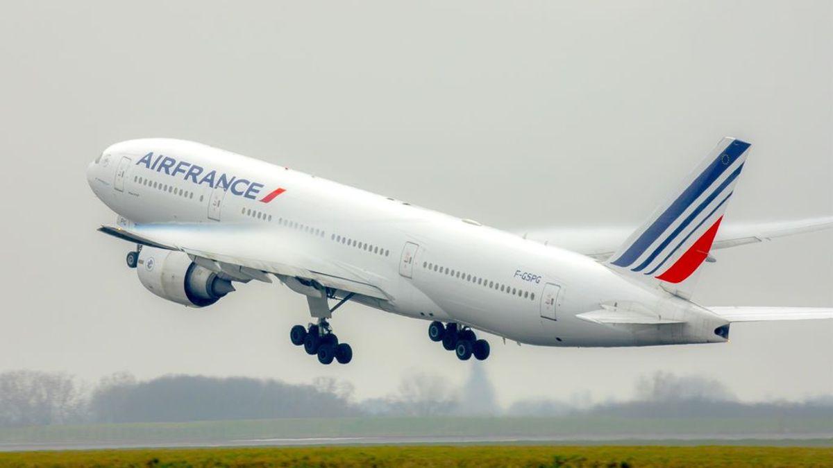 La pandemia hace perder a Air France- KLM pierde 7.100 millones de euros