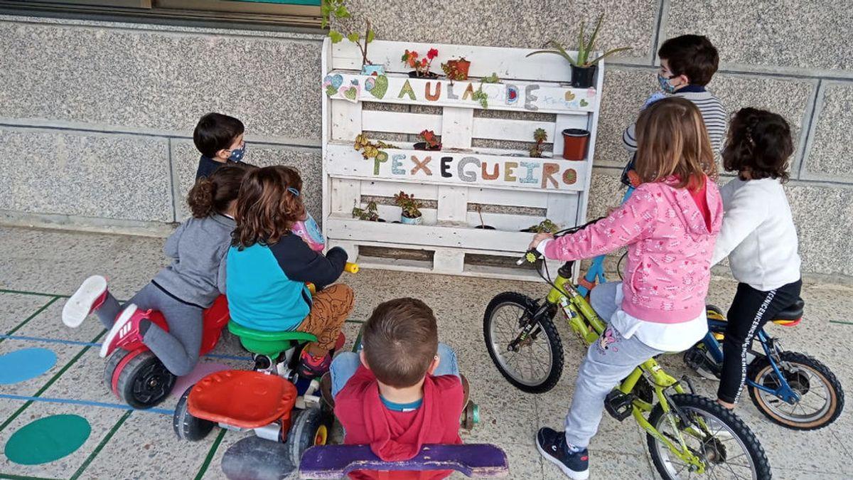 El grito de auxilio de la mejor escuela de España: una de sus aulas podría desaparecer por falta de niños