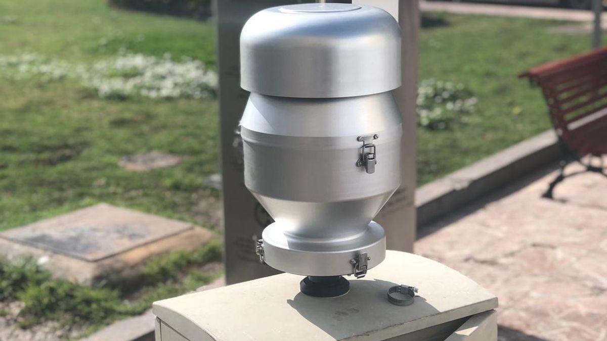 Instalan estaciones de medición para detectar el SARS-CoV2 en el aire en Castellón y Valencia
