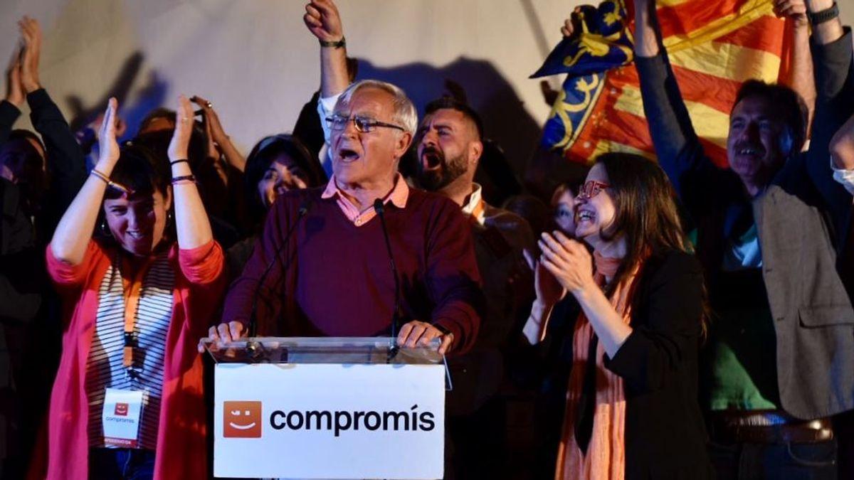 Joan Ribó y Compromís critican la actuación policial en las concentraciones por Pablo Hasél en Valencia