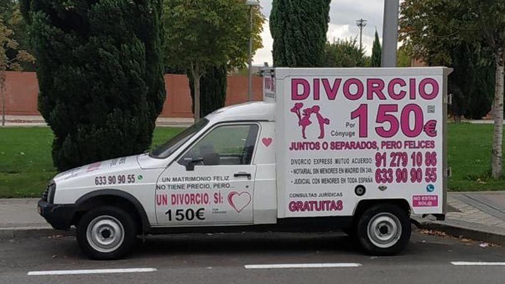 Las divorcionetas en entredicho: la AEAFA asegura que un divorcio a 150 euros es ireal y el servicio ineficiente