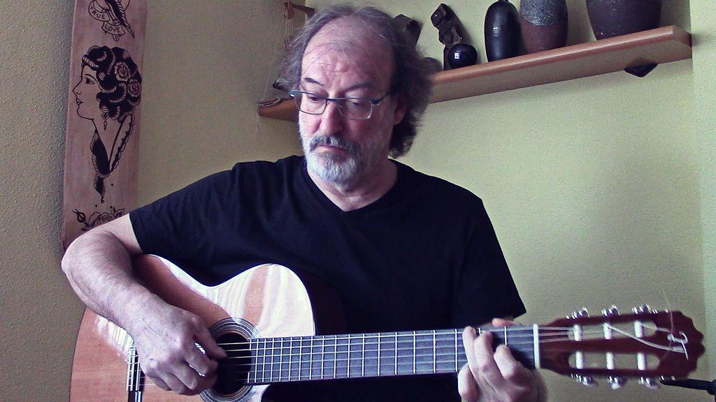 """Chavi García cuenta cómo es producir música en la madurez: """"He grabado mi primer disco con 60 años"""""""