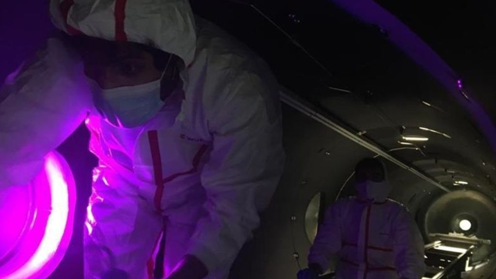 España y su tecnología en Marte