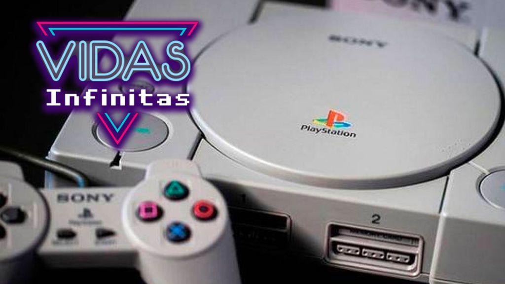 Vidas Infinitas #4 y #5: PlayStation, Nintendo y la serie V