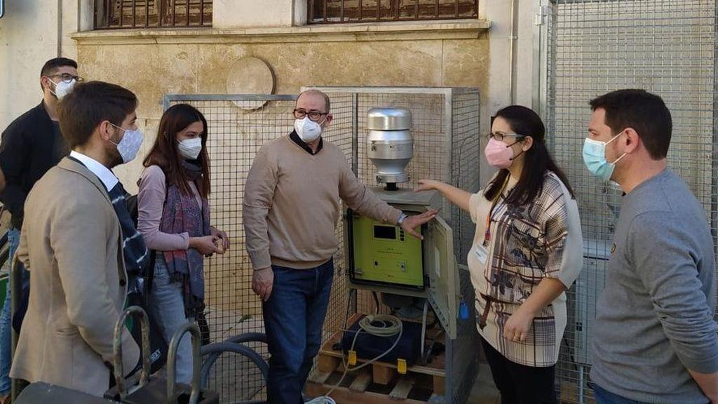 Se instalan estaciones para detectar coronavirus en el aire en Valencia y Castellón