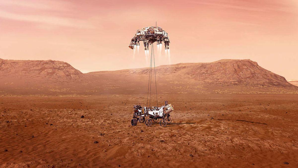 Traer un pedazo de Marte a la Tierra, lo realmente difícil de la misión 'Mars 2020' acaba de empezar