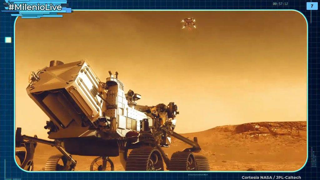 ¿Qué supone la llegada a Marte del Perseverance de la NASA?