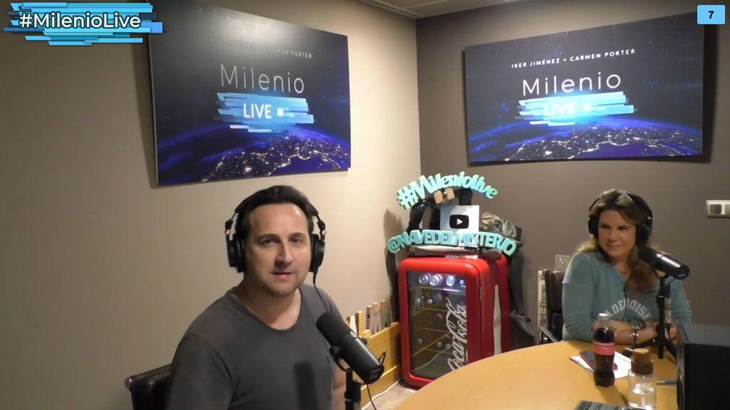 Milenio Live (20/02/2021) - 2021: Odisea en Marte