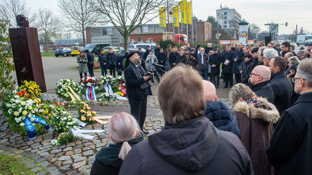 EEUU deporta a Alemania a un antiguo guardia de un campo de exterminio nazi
