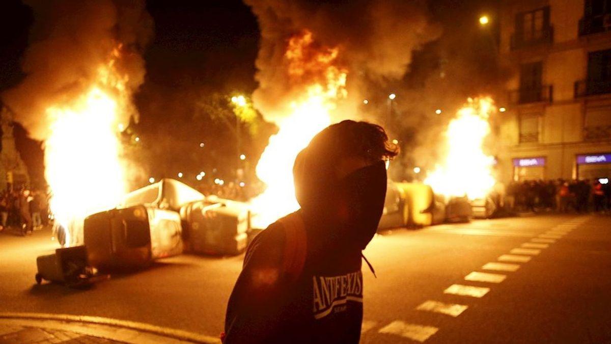 La semana infernal de Barcelona: seis días en los que las calles ardieron por Hasél