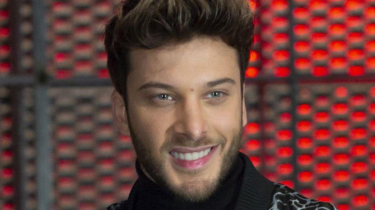 'Voy a quedarme', la canción que irá a Eurovisión con Blas Cantó y una emotiva historia detrás