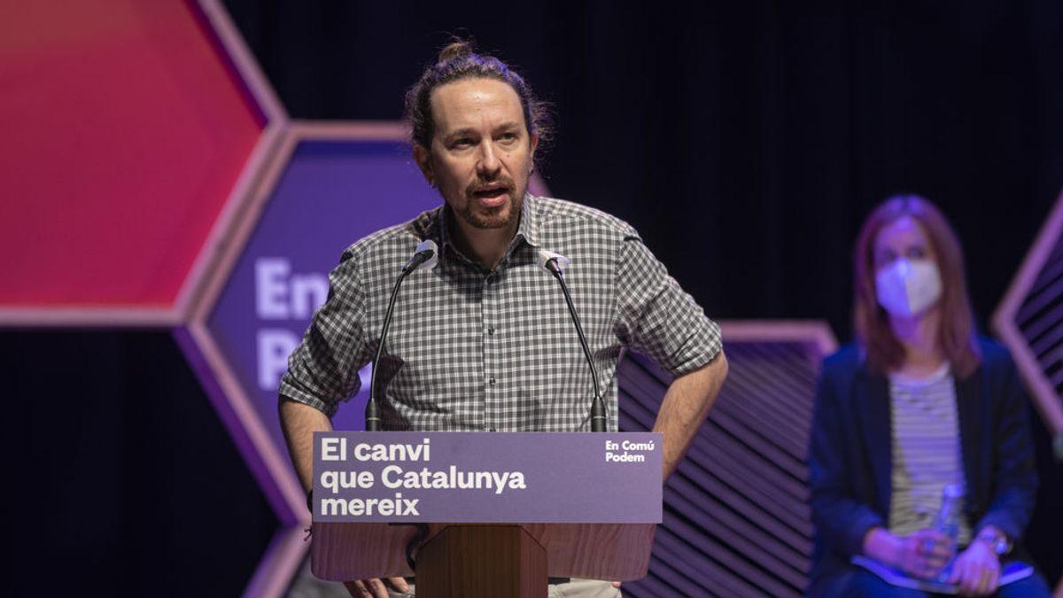 """Podemos: """"El poder democrático pone el foco en los disturbios para que se deje de debatir del problema"""""""